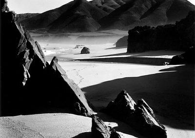 Garrapata Beach, 1954