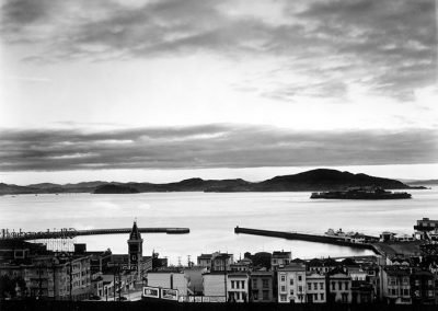 San Francisco Bay (Before The Bridge), 1937