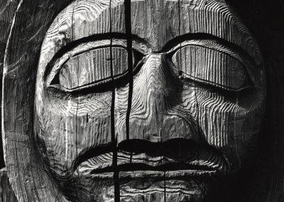 Totem Head, 1973