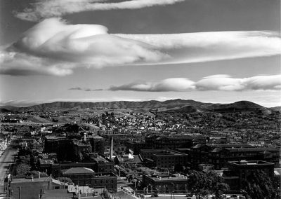 Clouds And Rooftops, 1938