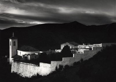 Graveyard, Spain, 1960
