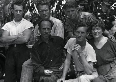 Los Angeles, 1935