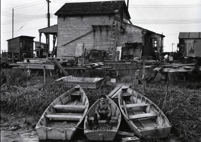 Brooklyn Beachcomber, 1945