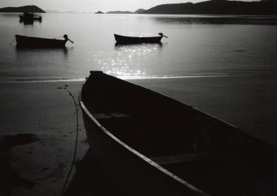 Boats On Bay, 1964