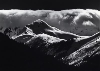 Cloud Over Mountain, 1973