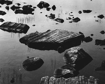 Lake and Rocks,1960