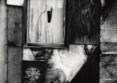 Cabin Facade, 1973