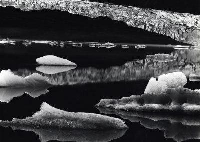 Glacier Lake, 1973