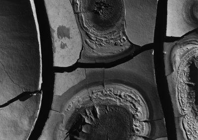 Mud Cracks, 1977