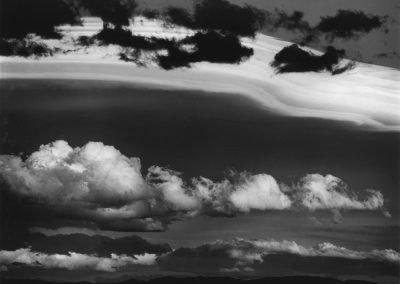 Desert Clouds, 1976